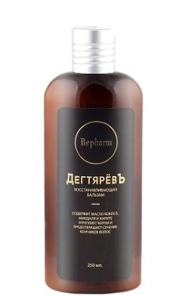 "Восстанавливающий бальзам волос ""ДегтярёвЪ"""