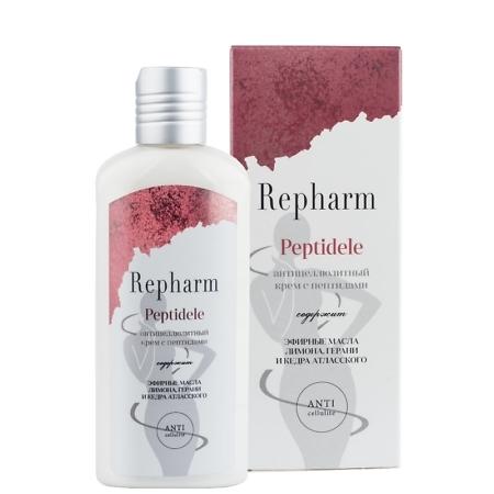 Антицеллюлитный крем «РЕФАРМ» Peptidele с пептидами