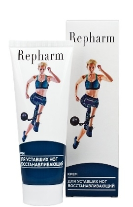 Крем для уставших ног восстанавливающий
