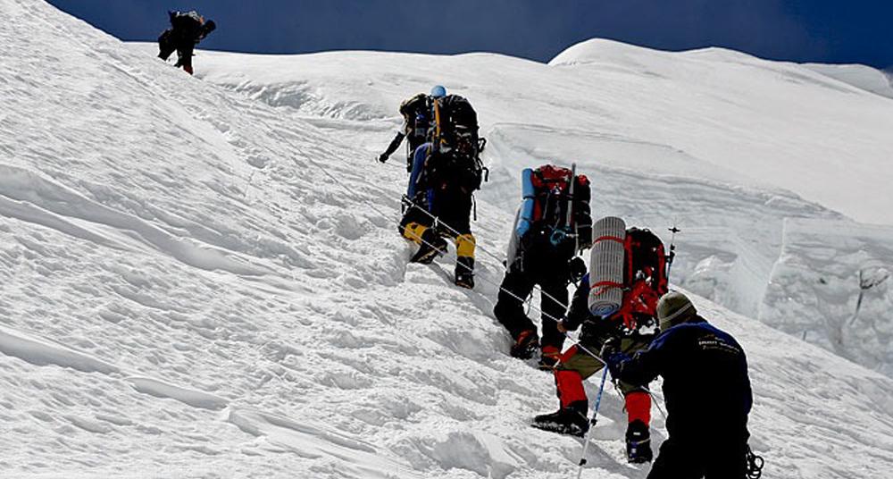 клуб 7 вершин Эверест