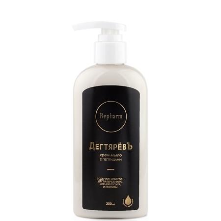 Крем-мыло для чувствительной кожи ДегтярёвЪ