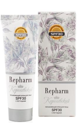 Королевский увлажняющий крем для лица РЕФАРМ SPF 30