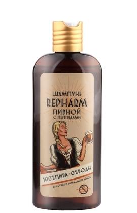 Шампунь для сухих и нормальных волос РЕФАРМ Пивной