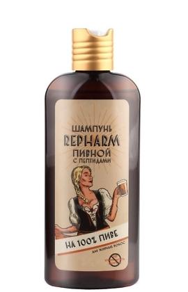 Шампунь для жирных волос РЕФАРМ Пивной